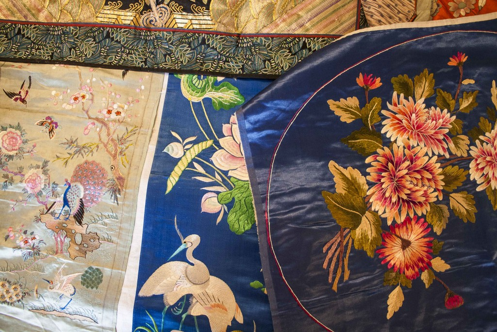 more tribal textiles