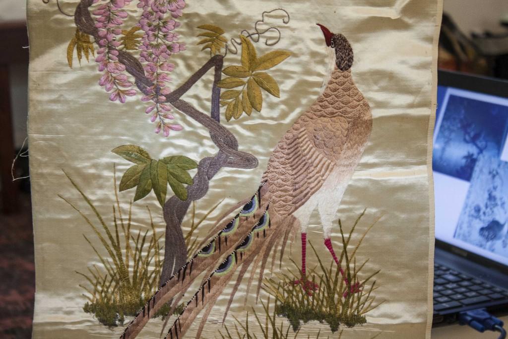 tribal textiles @QTSGWA