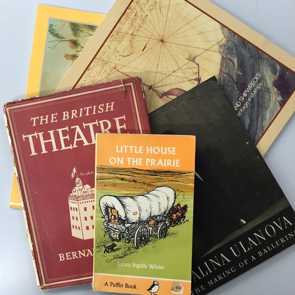second five books