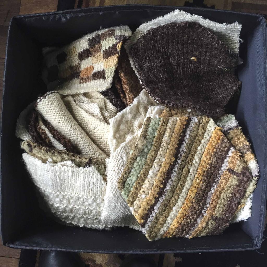 saving love knits