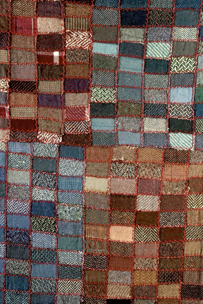 old quilts-wool