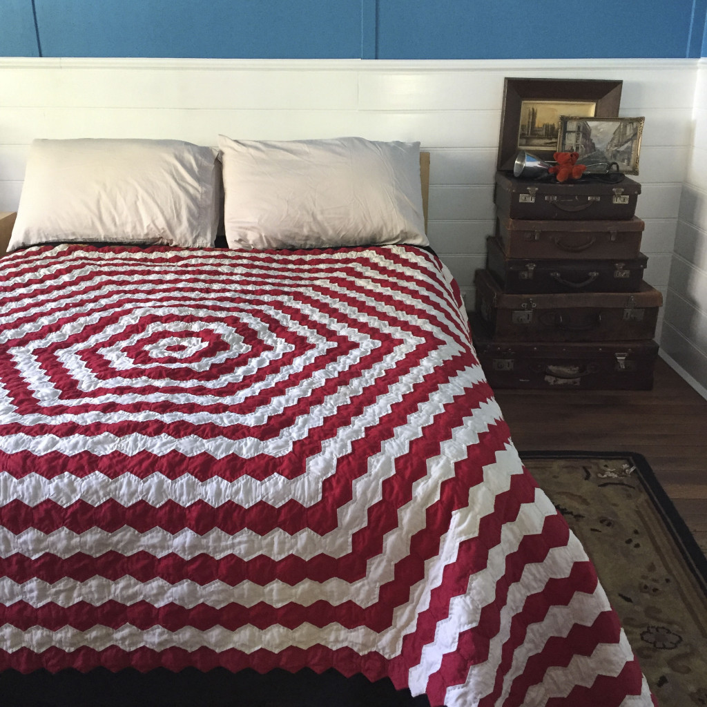perfect room for this quilt