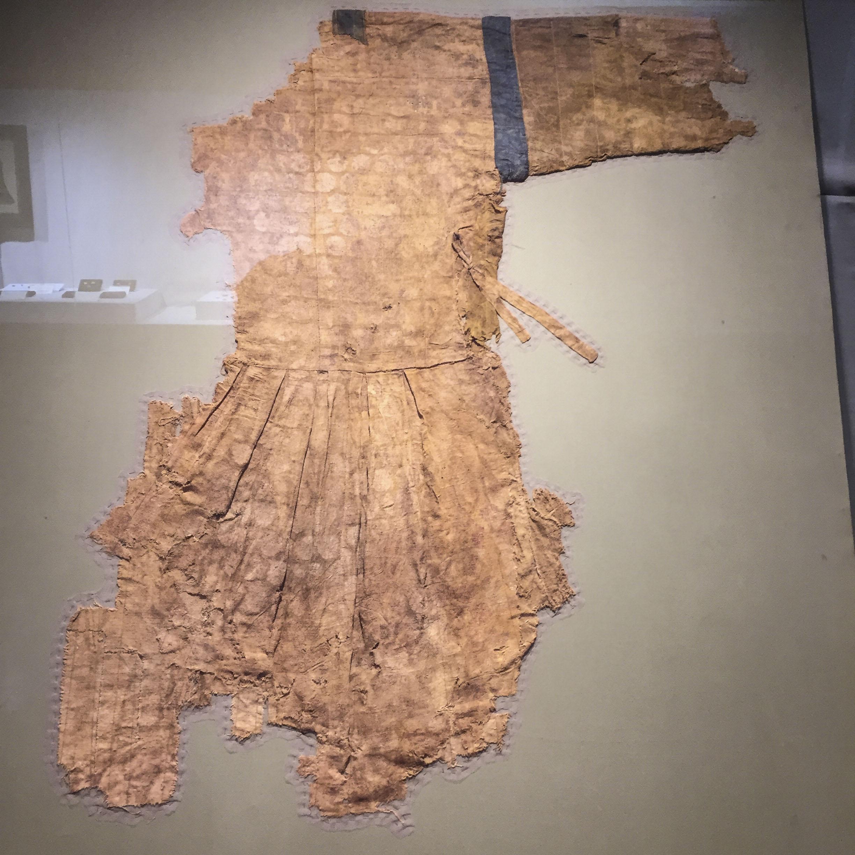 ancient mongolian textiles